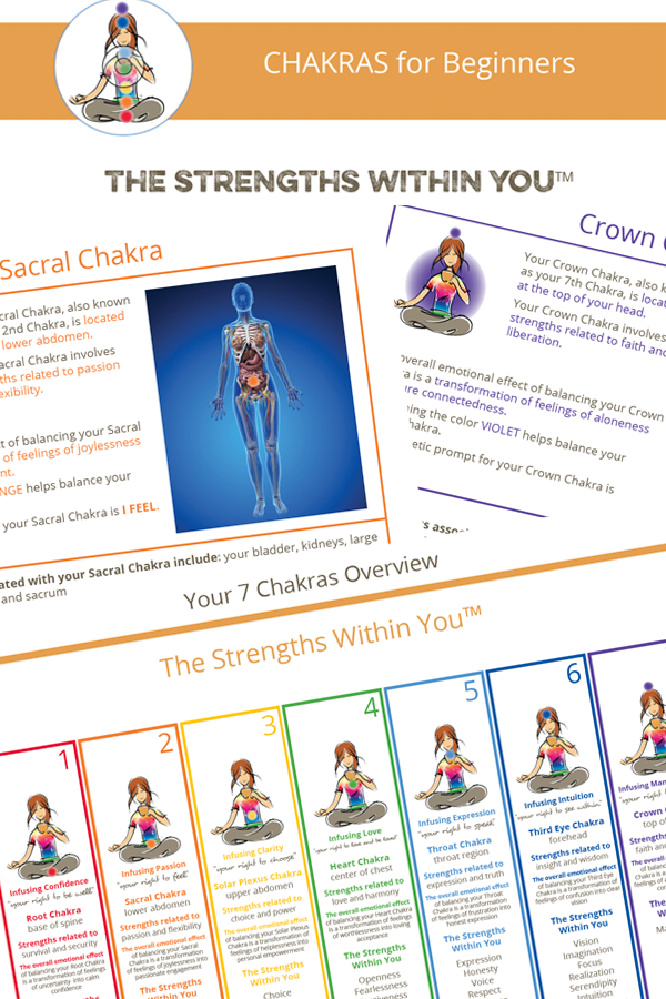 Chakras for Beginners Guide The Strengths Within You